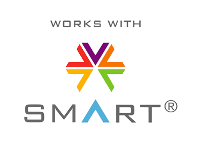 Works with SMART