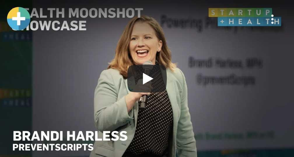 Health Moonshot Showcase 2018: Dr. Natalie Hodge, PreventScripts